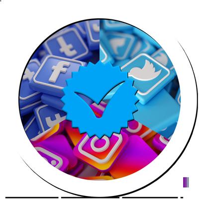 دریافت Verified Badge اینستاگرام، توییتر و فیس بوک